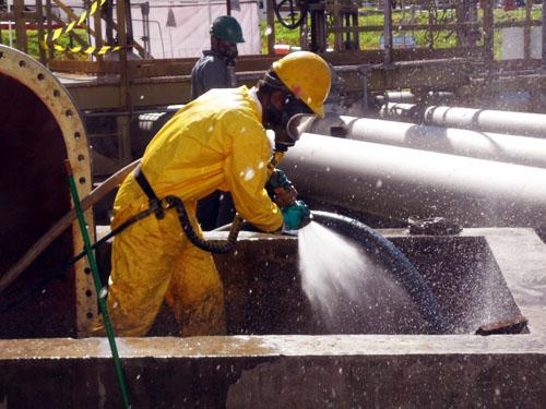 Limpeza Industrial em Bertioga